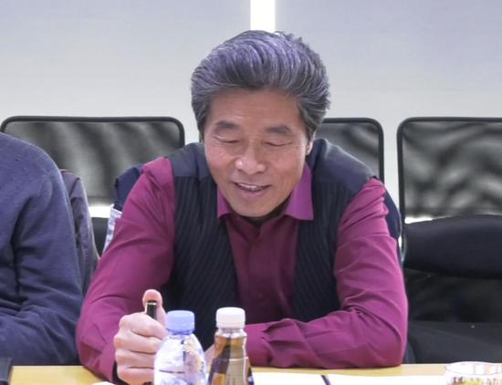 王国强:中国书画家山西协会顾问
