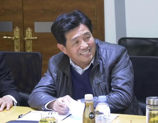 乔宝贵:中国书画家山西协会副主席