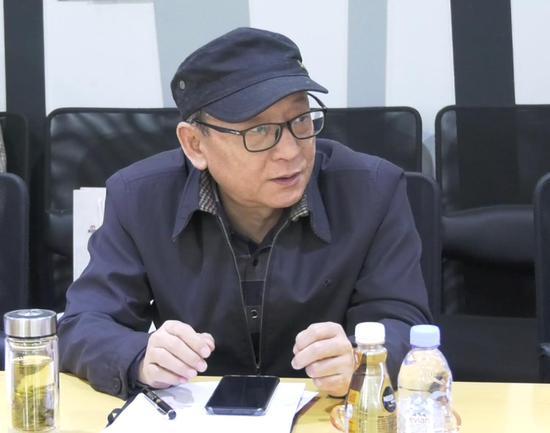 董瑞峰:中国书画家山西协会副主席