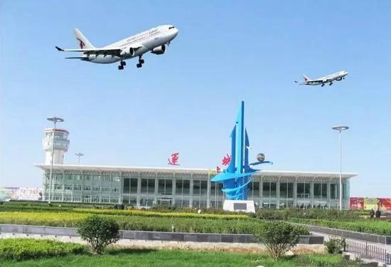 五台山机场今日正式通航