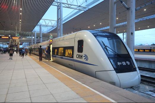 旅行十年环岛主题列车开跑