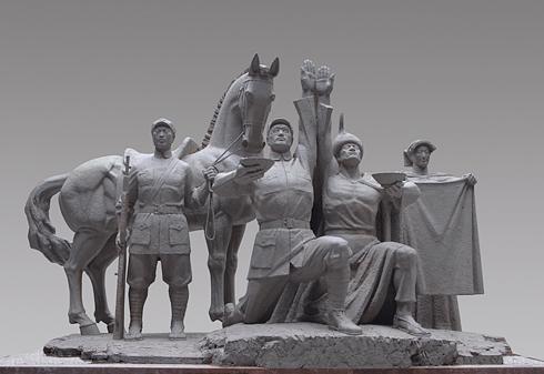 彝海结盟——红军长征