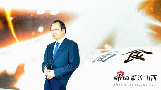 王一新副省长宣布大会开幕