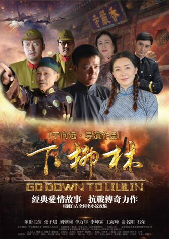 电影《下柳林》宣传海报