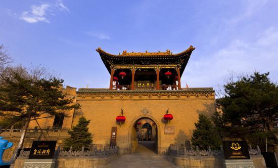 阳城县旅游标杆 国家5A景区皇城相府