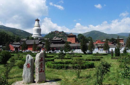 佛教圣地 五台山