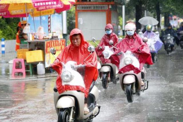 冷涡暴雨降临华北 气象专家详解成因