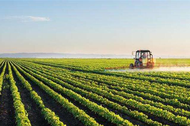 """山西重点布局""""一圈三片"""" 加快城郊农业发展"""