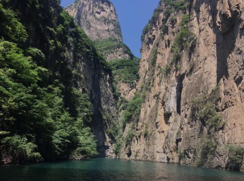 太行山大峡谷八泉峡景区
