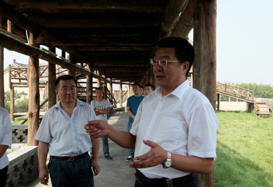 晋中市旅游发展委员会主任郭瑞林