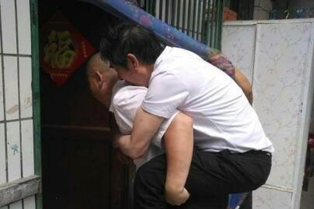 山西男子服安眠药横卧街头续:已出院回家