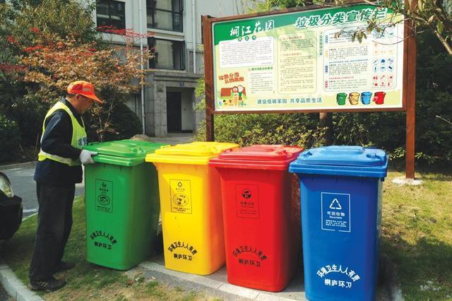 变废为宝循环利用 太原初步建成垃圾分类收运体系