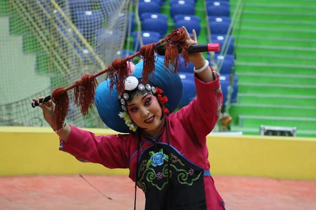 """祁太秧歌:国字头""""非遗""""传承传统文化"""