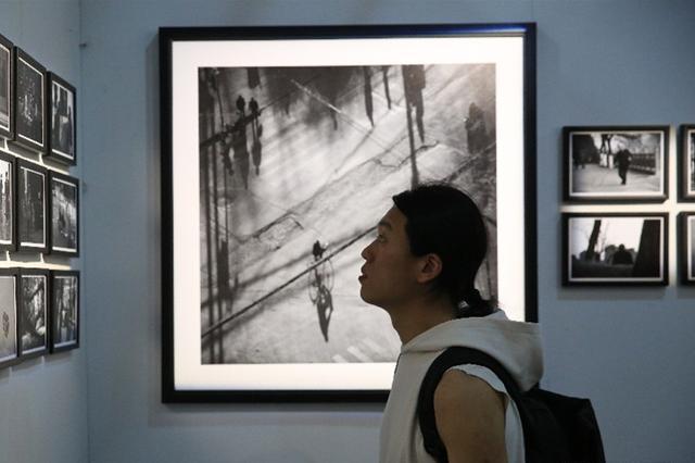遇到平遥国际摄影大展:这样的平遥你可曾见过?
