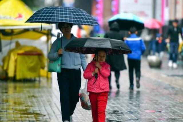 一场秋雨一场寒 本周前3天山西大部将迎新一轮降雨
