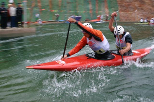 2017亚洲皮划艇锦标赛落幕 太原姑娘马亚男夺冠