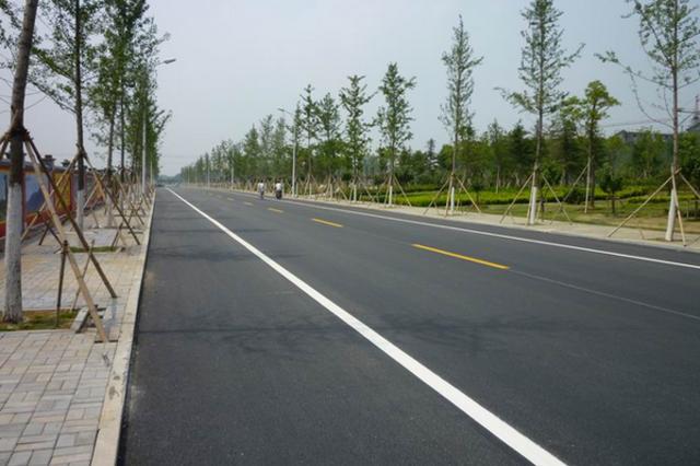 太原水西关街道路改造进入冲刺阶段 路面拓宽至30米