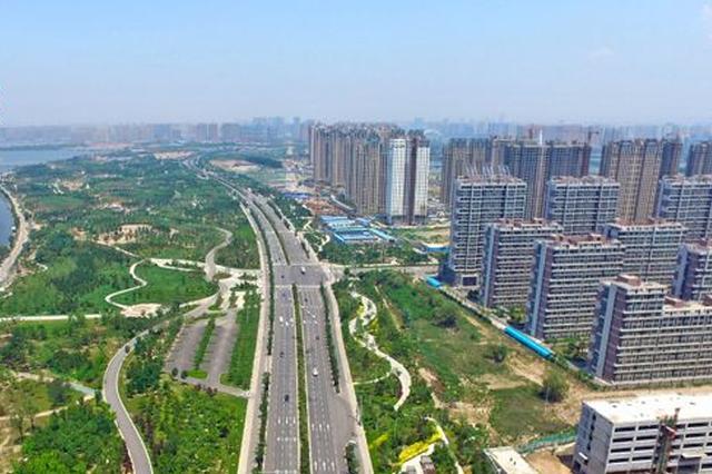 晋阳湖东岸城市景观规划方案亮相 将建成现代化新区