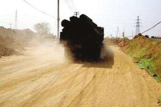 太原杏花岭区查处一批违法建设和扬尘污染工地