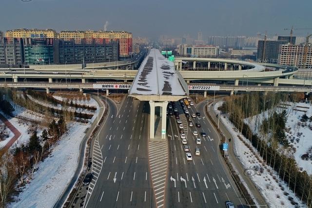 再建三座汾河大桥 2018年太原实施67项市政道桥工程