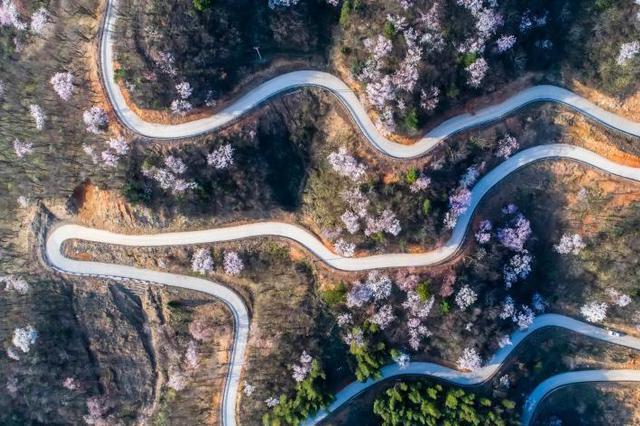 """""""城景通、景景通"""" 山西打造三大板块旅游公路"""