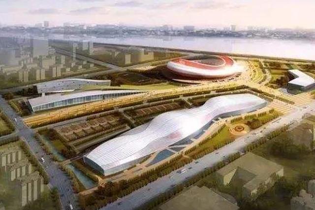 山西国际体育交流中心规划方案公示