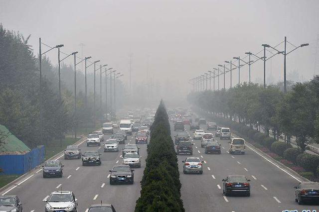 未完成空气质量改善目标 临汾吕梁运城太原被约谈