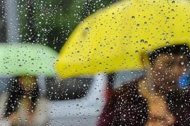 大范围降雨来袭 高温有所回落