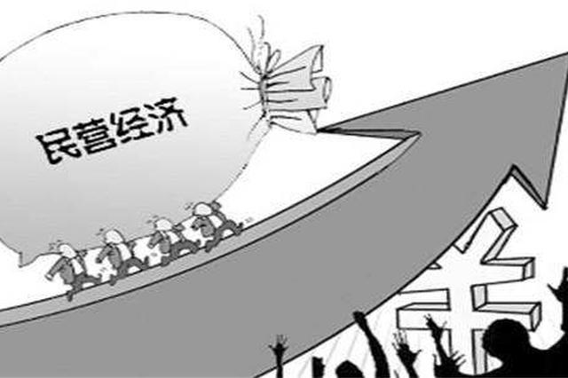 民营经济占据山西半壁江山 实现增加值7300亿元