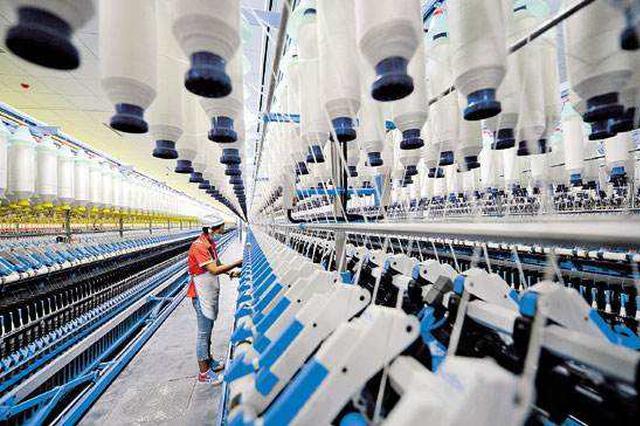 山西将建三大纺织业集聚区