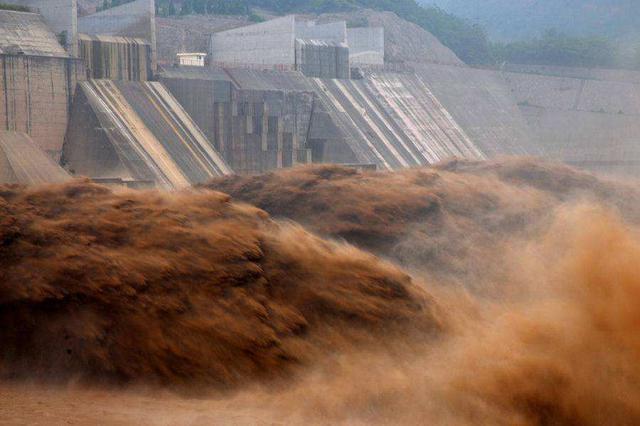 黄河山西段是今年防汛工作重心
