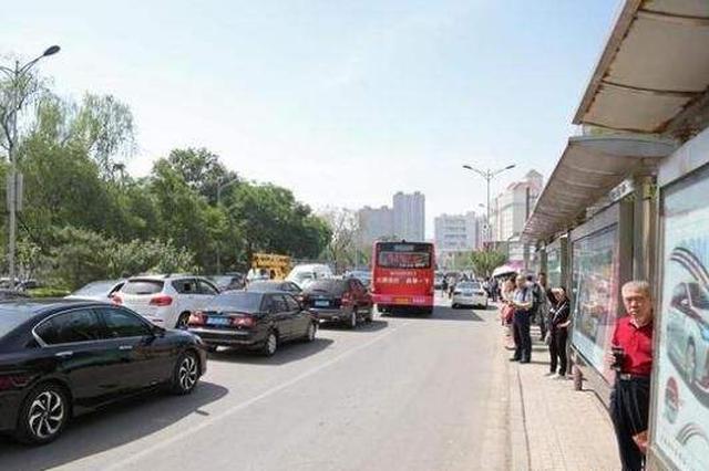 太原解放南路等路段10日起封闭 禁止车辆通行