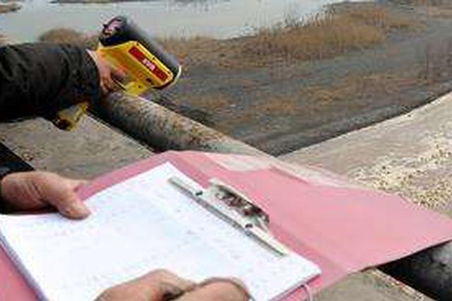 我省对水库河道安全开展督导抽查