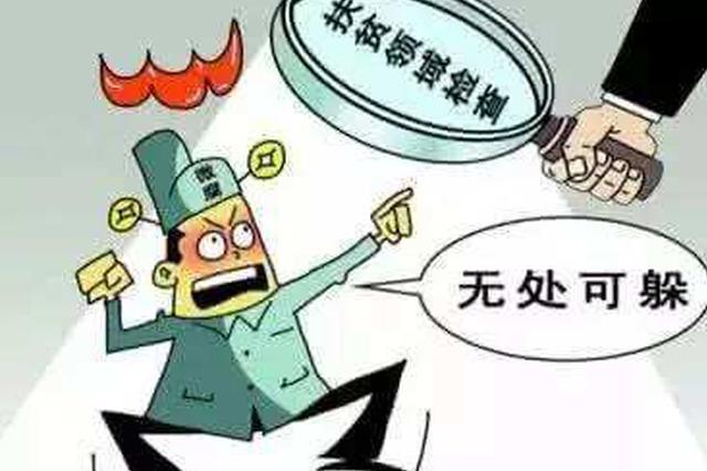 山西省纪委监委公开曝光6起扶贫领域腐败问题