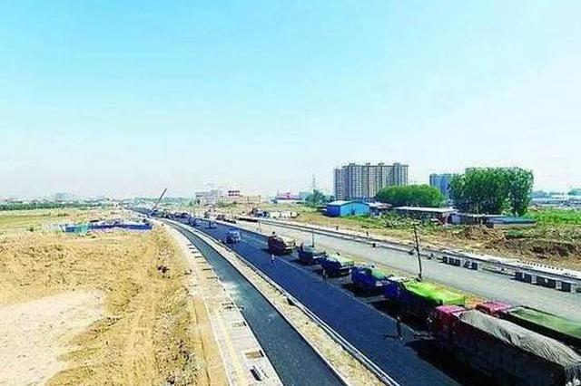 太原拟建设马练营西路、龙山大街等6条道路