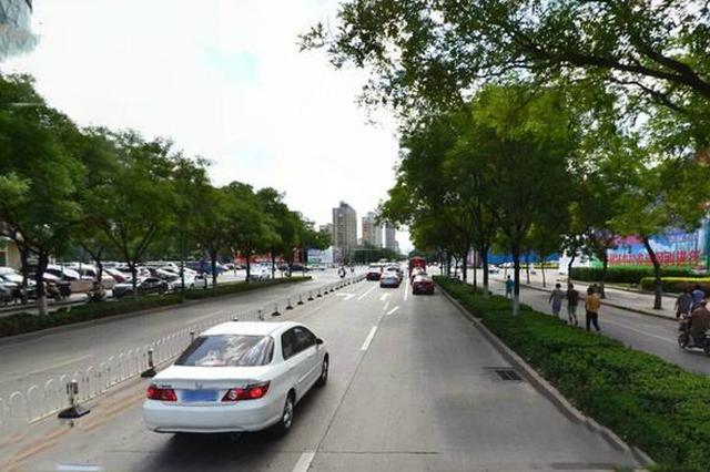 太原市中心街将向东延2.1公里 与东峰路贯通