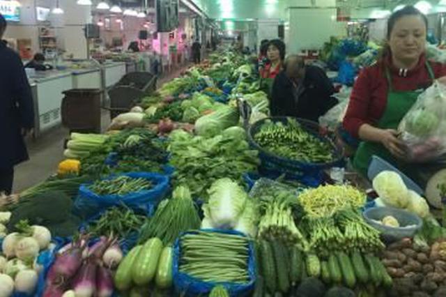 太原菜价上涨 绿叶菜价格飙升一斤香菜卖到20元