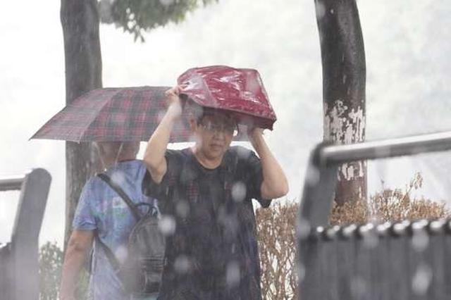 山西北中部将持续性降雨 太原部分地区有中到大雨