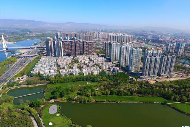 太原尖草坪三给片区城中村改造已有详细规划