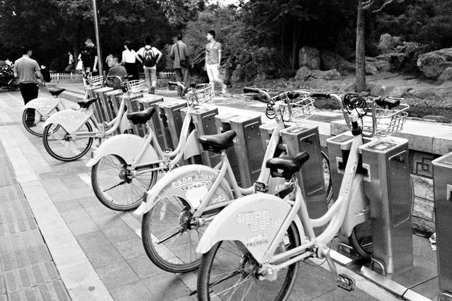太原公共自行车首次出现大规模故障 超时费由公司承担