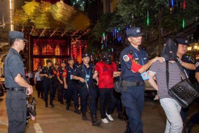 山西警方发布通缉令两天已抓获10名涉黑涉恶在逃嫌犯