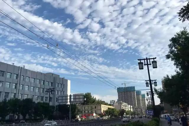 """太原市""""秋冬防""""期间空气质量改善 国庆迎来二级天"""