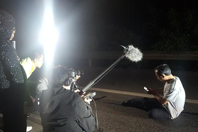 山西高速交警拍微电影普法 上线一天点播超1.9万次