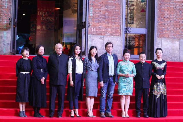 平遥国际电影展首日活动精彩纷呈 观众场场爆满