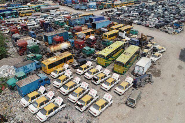 太原交警部門扣留逾期車4667輛 三個月沒人領將拍賣
