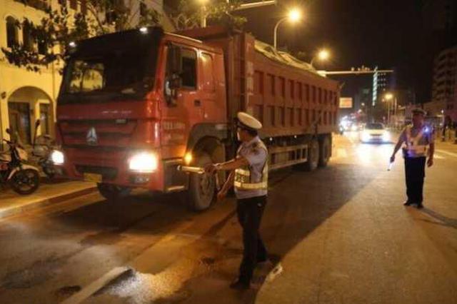 山西治超新政:貨運車輛未隨車攜帶貨運單將被扣留