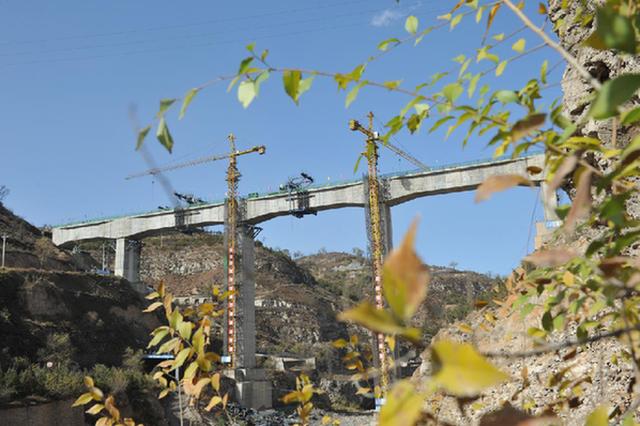 山西大水網中部引黃工程預計年底前階段性通水