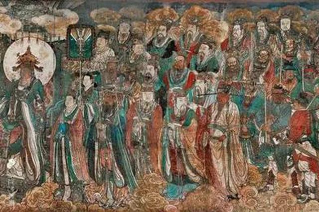 旅游丨绘制造诣 山西壁画璀璨于世