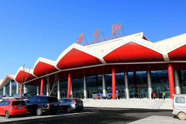 五台山机场迎来三架首航航班 换季后可直达城市16个