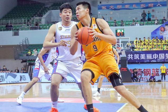体育丨山西男篮92-98惜败天津男篮 穆罕默德首秀